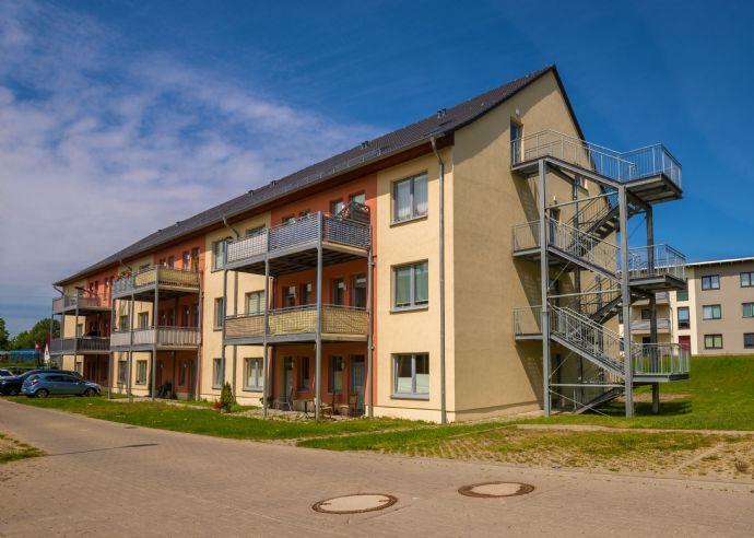 Seniorenwohnungen (Betreutes Wohnen) - Mien Boddenhus (Wohnung 06 - 2. OG)