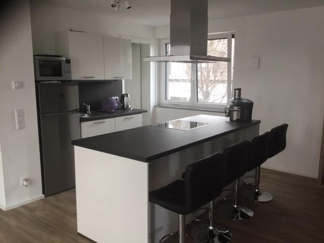 3 Zimmer Wohnung mit Einbauküche in Nürnberg Nord