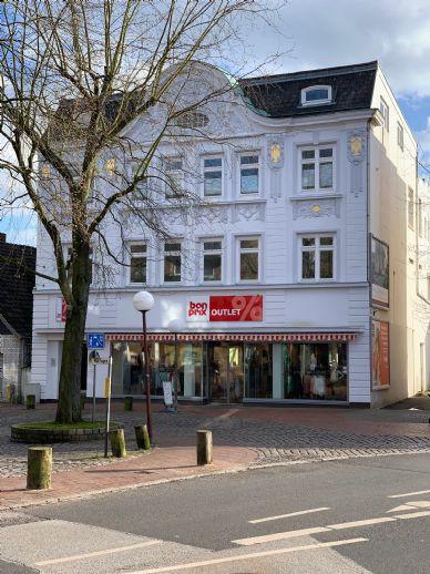 Viel Platz zum Wohlfühlen mit Dachterrasse! 2-Zimmer-Wohnung zentral in Uetersen