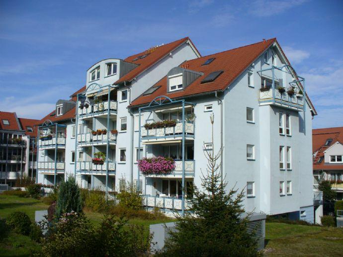 Vermietete Eigentumswohnung mit Balkon