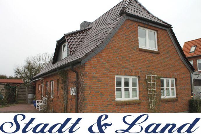Schickes modernisiertes Einfamilienhaus zwischen Schlei und Ostsee