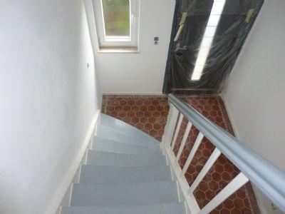 Treppenhaus zum EG