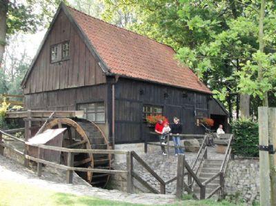 Uelsen Wassermühle