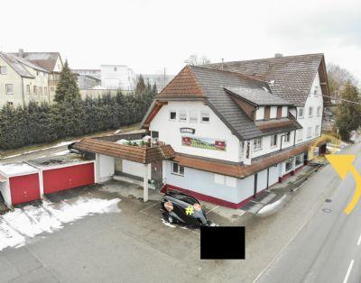 Oberndorf Garage, Oberndorf Stellplatz
