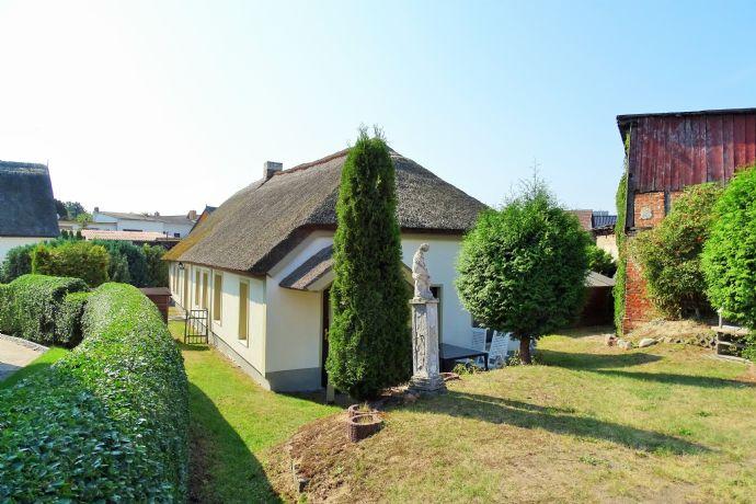charmantes Reetdachhaus im Seebad Ückeritz