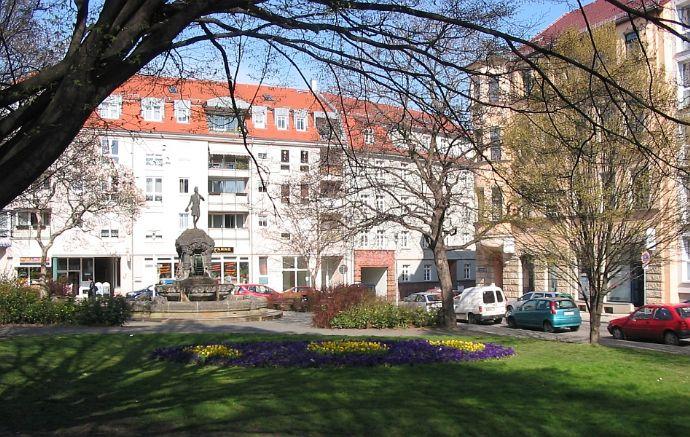 Dresden-Plauen! Sehr schöne 1-Zimmer-Wohnung!  Super Grundriss!