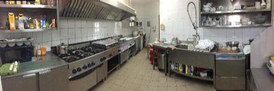 Gaststätte Küche