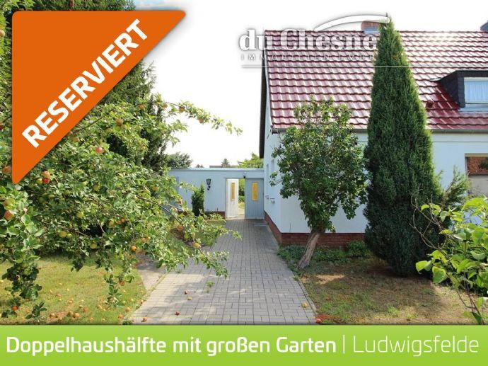 Doppelhaushälfte in Ludwigsfelde direkt