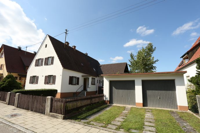 Haus mit viel Potenzial vom 1 Familienhaus zum 2 Familienhaus