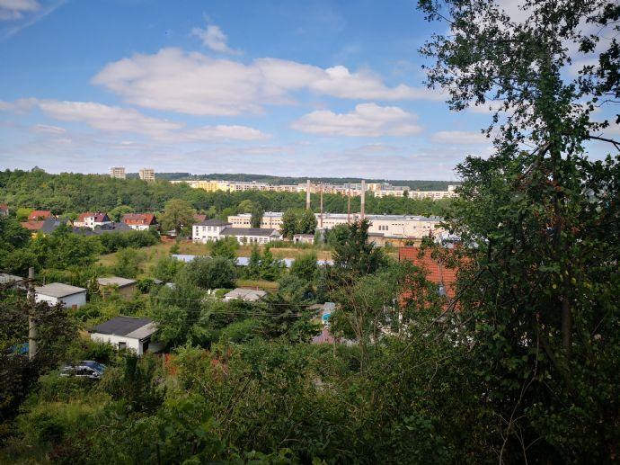 Stadtvilla mit schöner Aussicht in Gera Alt-Taubenpreskeln