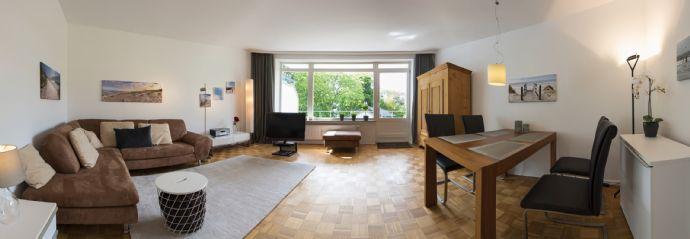 2 Zimmer Wohnung in Hamburg (Uhlenhorst)