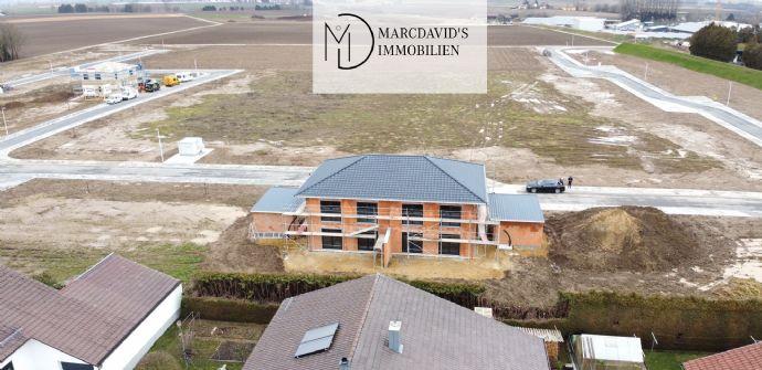 Neubau DHH im Villenstil - inkl. Carport - Massivbauweise