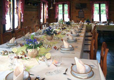 Krásná Lípa Gastronomie, Pacht, Gaststätten