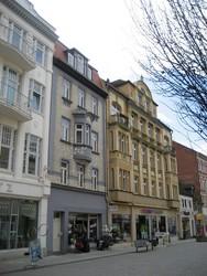 Weißenfels Ladenlokale, Ladenflächen