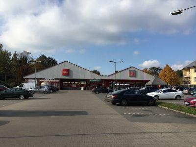 Duisburg Ladenlokale, Ladenflächen