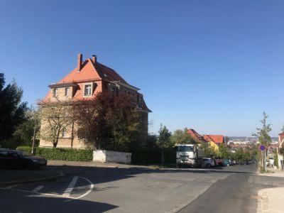 Exklusive Denkmal Wohnungen mit Blick über Dresden auf die Frauenkirche !!!