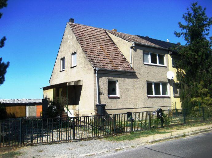Preiswerte Doppelhaushälfte in Gahry