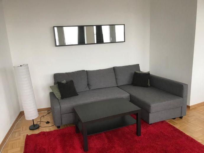 Möblierte moderne helle 2 Zimmerwohnung