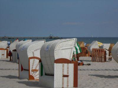 Urlaub mit Blick auf die Ostsee. In Top Lage von Grömitz