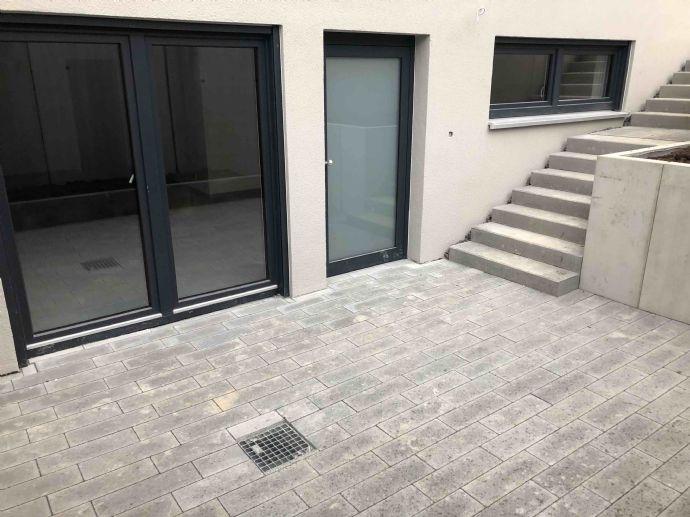 Erstbezug Neubau: moderne 2-Zimmer-Wohnung mit Einbauküche in Filderstadt
