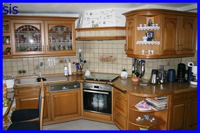 Blick in einer der Küchen