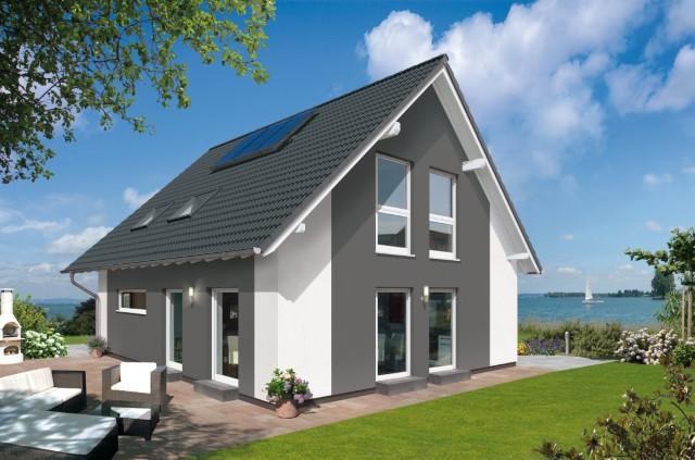 Ihr neues Traumhaus wartet auf Sie! - Einfamilienhaus mit Grundstück