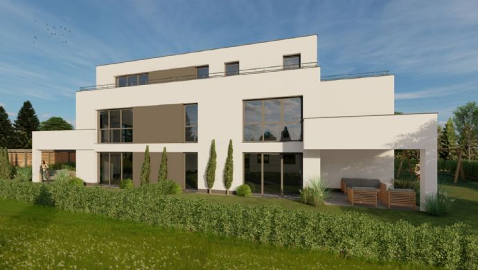 Neubau 4-Zimmer-Wohnung in 5-Familienhaus, Senden