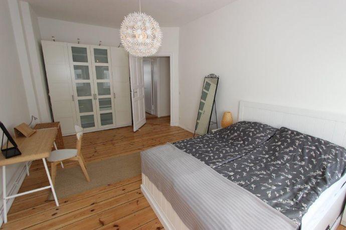 Komplett eingerichtete Wohnung zu verkaufen