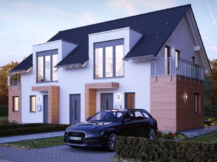 Eigenheim oder Investition, mit diesem Doppelhaus entscheiden Sie!