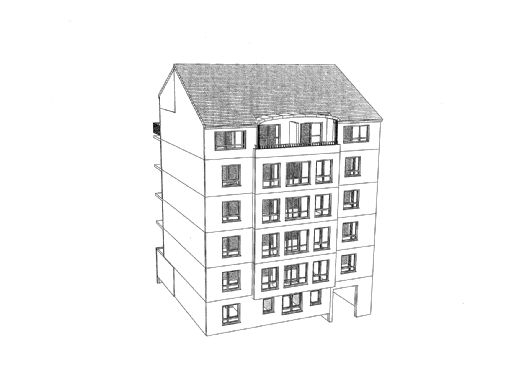Baulücke in zentraler Lage in