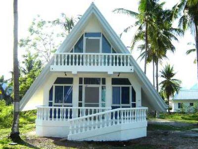 Nurdachhaus el paradiso in dt anlage philippinen cebu for Nurdachhaus bauen
