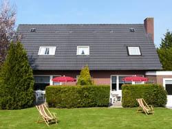 Matrosenhuus Wohnung 1 ( Haushälfte mit Terrasse )