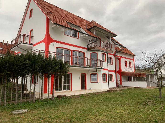 Modernes Wohnhaus für gehobene Ansprüche inkl. Anliegerwohnung im Großraum Rothenburg (Diebach)
