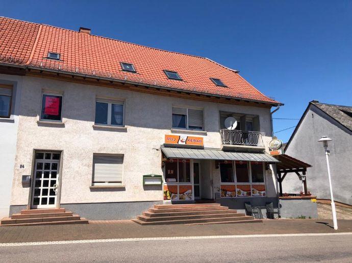 Wohn-und Geschäftshaus in Weiskirchen + Renoviert-Saniert+