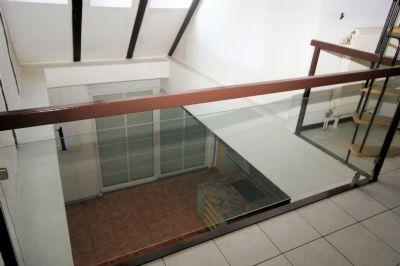 Blick Galerie offenen Essberei