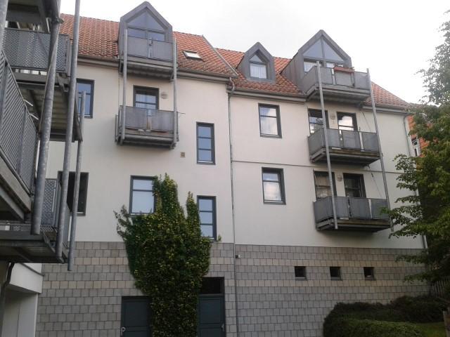 1-Raum Wohnung im Herzen Blankenburgs mit Balkon