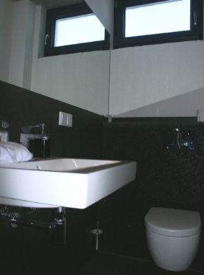 Gäste-WC mit Dusche EG1