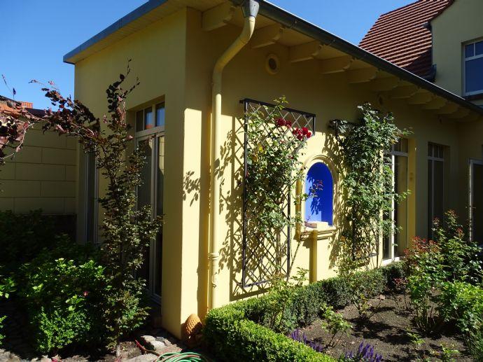 Wunderschönes Ein- bzw. Zweifamilienhaus in Havelnähe