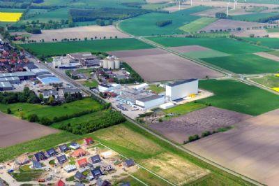 Apensen Industrieflächen, Lagerflächen, Produktionshalle, Serviceflächen