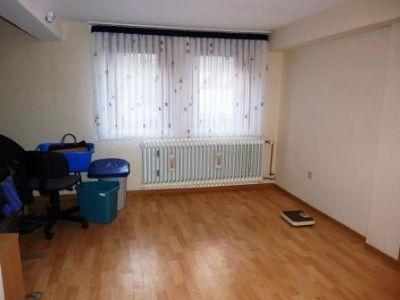 Das Gästzimmer im Erdgeschoss
