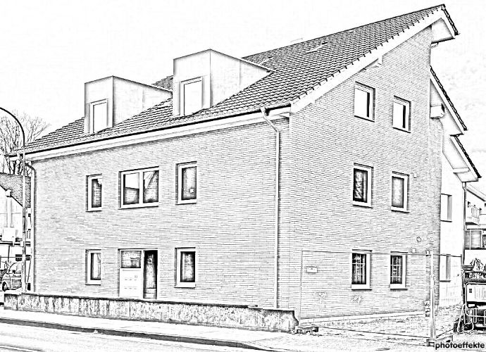 Erstbezug, Lemgo-Brake, 2-Raum-Wohnung mit nutzbarem Dachboden (62qm16qm)