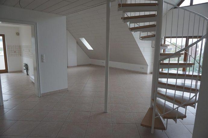Große repräsentative 4 Zi Wohnung mit 3 Balkonen und phantastischer Galerie in bester Wohnlage Neu