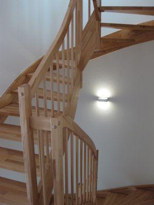 Treppenaufgang!