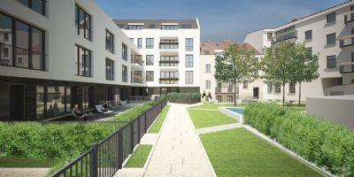 sch nes townhouse mit terrasse und garten auf ruhigem gr nen hofgrundst ck maisonette berlin. Black Bedroom Furniture Sets. Home Design Ideas