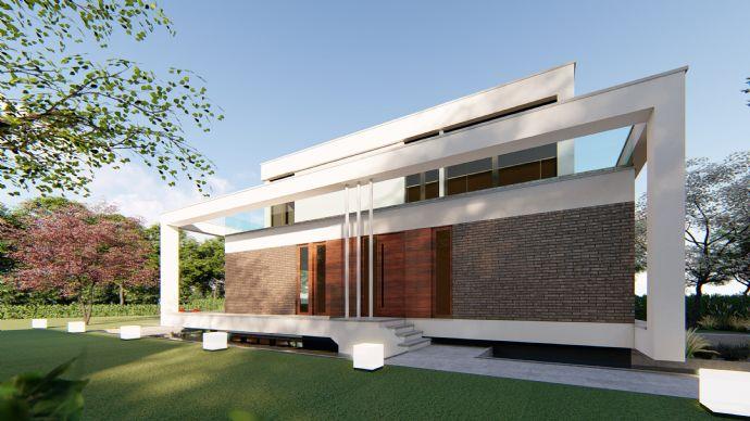 Extravagante moderne Architektur in Potsdamer Spitzenlage