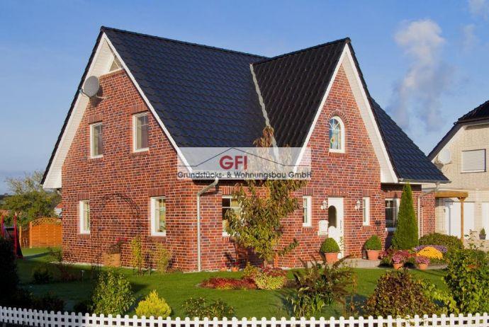 Ein klassischer Friesenstil mit tollem Grundriss und ansprechender Architektur!