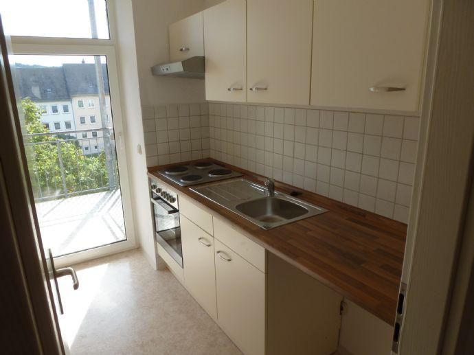 attraktive 1 Zimmer - Küche - Bad