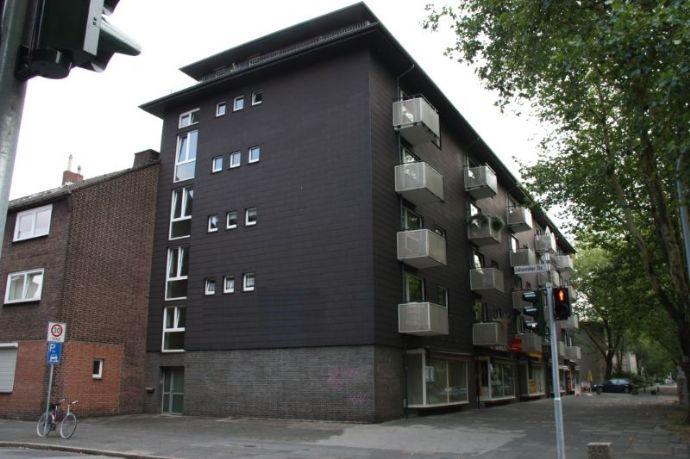 2 Raum Wohnung im Erdgeschoss in Duisburg -  Dellviertel zu vermieten