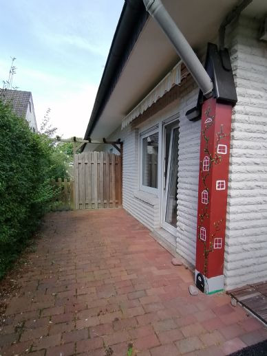 Terrasse Wohnung EG