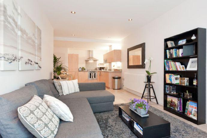 2,5-Zimmer-Maisonette zu vermieten, komplett eingerichtet